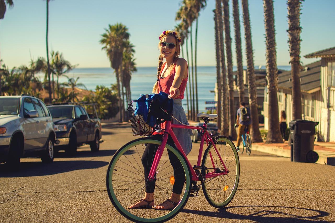 自転車は趣味