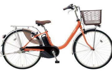 パナソニック ビビ・L VIVI・L 2019-ラセットオレンジ