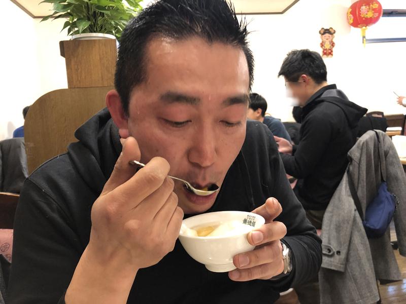 景徳鎮今ちゃん杏仁豆腐2