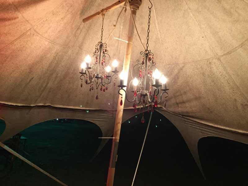 onwaグランピングテント