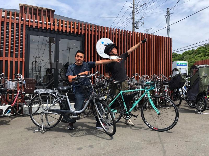 イーチャリティ自転車部第5回スタート