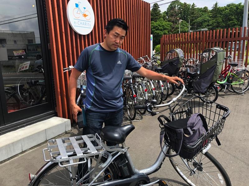 第5回今ちゃん使用自転車