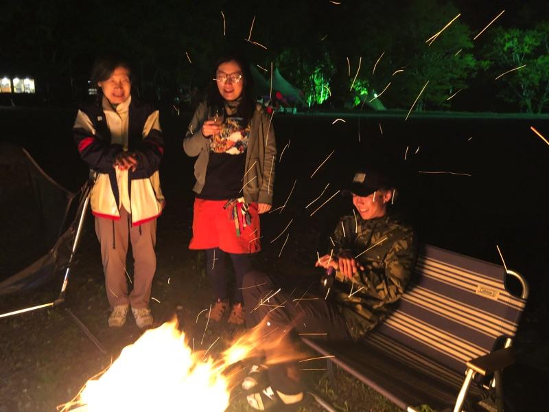 onwa焚き火