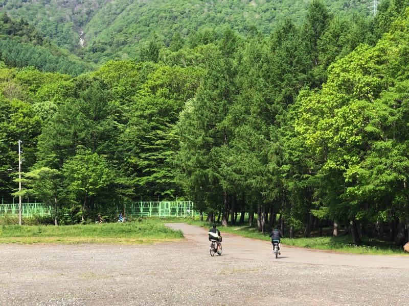 onwaお風呂サイクリング